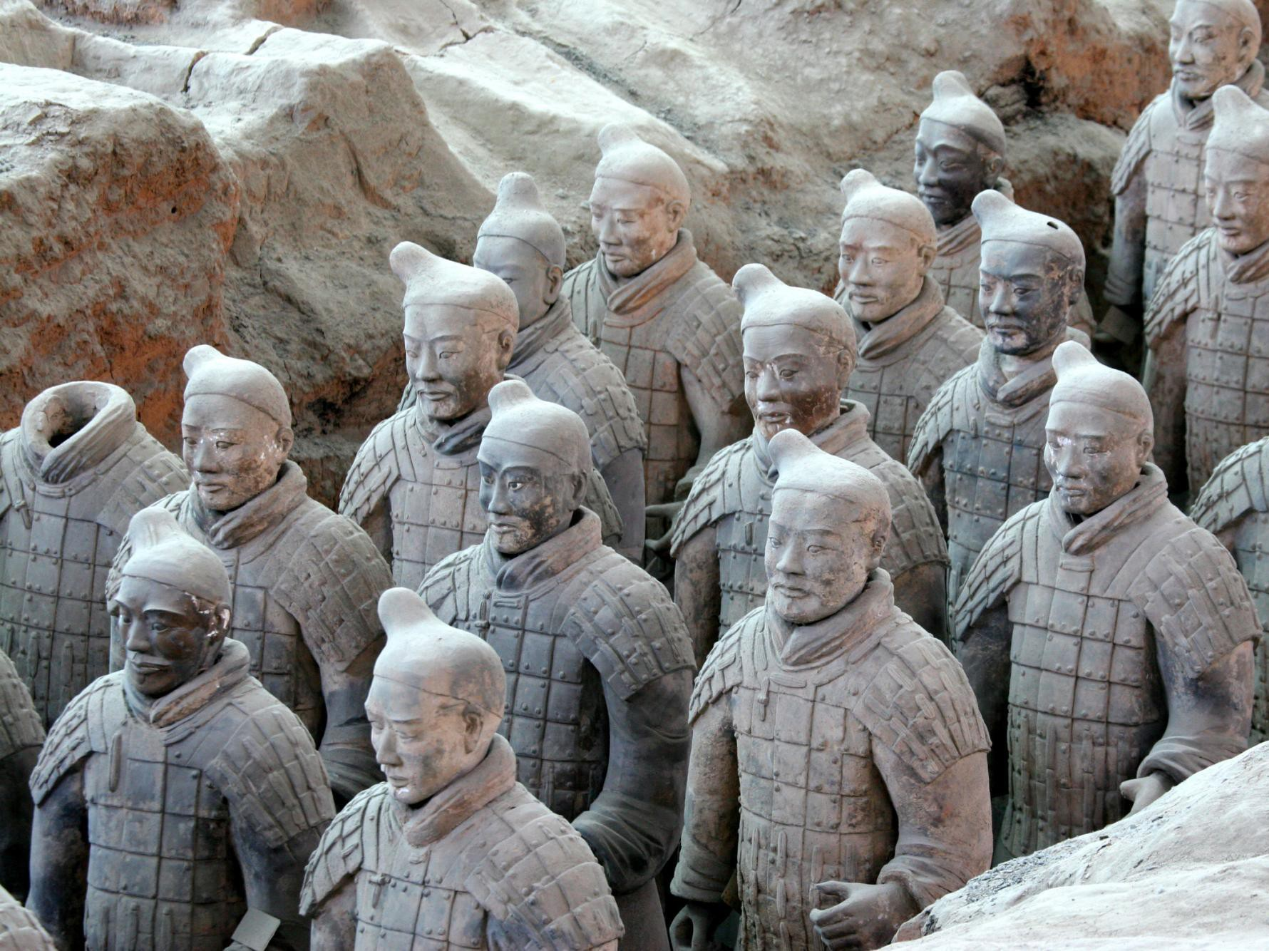 China_Xian_Tour_Terracotta_Warriors