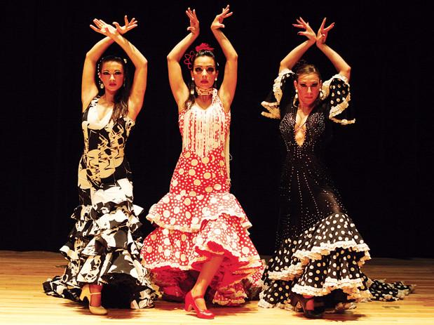 Spaans flamenco