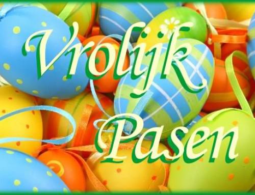 Néerlandais pendant les vacances de Pâques