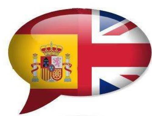 Aanbieding cursussen Engels en Spaans.